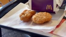 6 McNuggets GRATIS dentro de la App Glovo