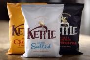 Prueba gratuita de los deliciosos chips de Kettle
