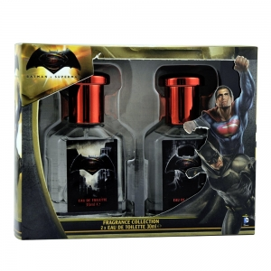 Perfume Batman & Superman Eau de Toilette en super oferta